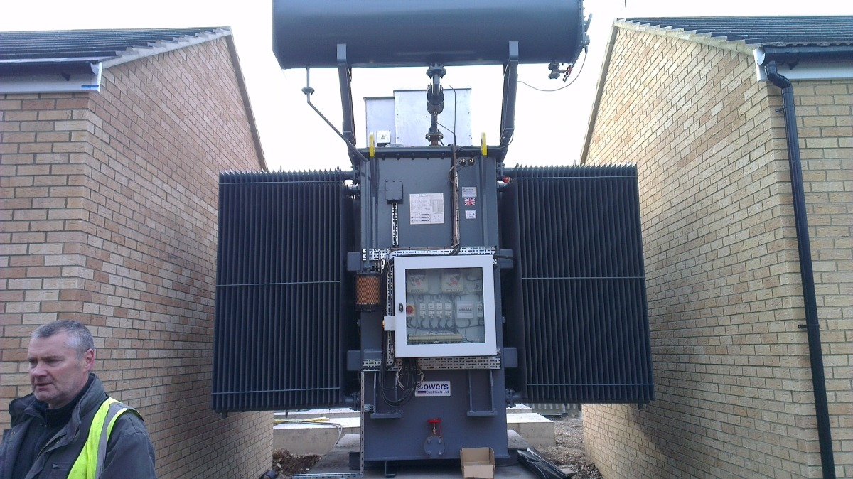 Balderton-33-11KV-TX1